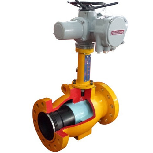 AF axial flow regulating valve