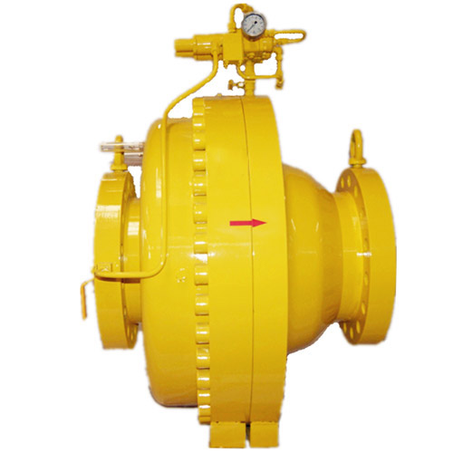AR axial flow self-operated pressure regulator