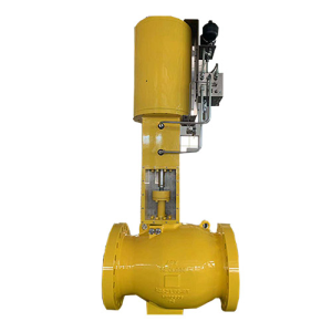 AS-A axial flow safety shut-off valve